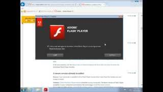getlinkyoutube.com-How to update your flash player