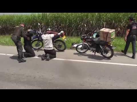 Policía Nacional descubre novedoso procedimiento para transportar y comercializar alucinógenos