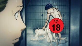 3 VERSTÖRENDE Anime-Szenen!