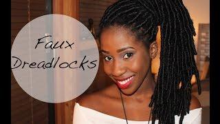 getlinkyoutube.com-HOW TO GET FAUX DREADLOCKS TUTORIAL | AdannaDavid