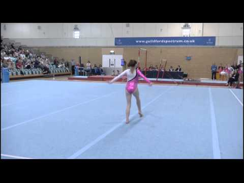 Amy Tinkler  - South Durham - FX - 2013 Teams