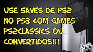getlinkyoutube.com-Tutorial - Converta saves de PS2 para usar no PS3 (PS2 Classics)