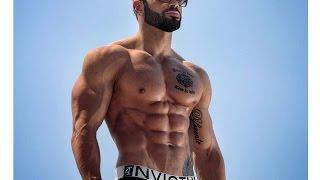 getlinkyoutube.com-Lazar Angeloz Gym Workout Routine