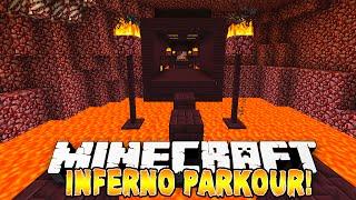 getlinkyoutube.com-Minecraft - INFERNO PARKOUR! (Epic Jumps!) w/Preston & Kenny
