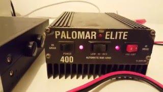 getlinkyoutube.com-Palomar Elite 400 Mobile Linear Amplifier