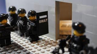 getlinkyoutube.com-Lego SWAT - Breaching