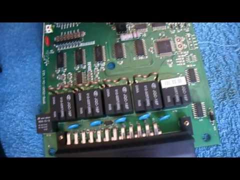 Ремонт блока управления сигнализации на Джили СК 1