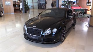 getlinkyoutube.com-Bentley Continental GT V8 S 2016 In Depth Review Interior Exterior