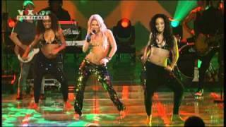 getlinkyoutube.com-Shakira X Factor Germania Live:Loca
