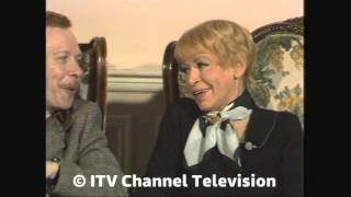 getlinkyoutube.com-George & Mildred - Brian Murphy and Yootha Joyce (possible last interview) - July 15th 1980