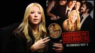 getlinkyoutube.com-Tara Reid talks American Pie Reunion & Jedward