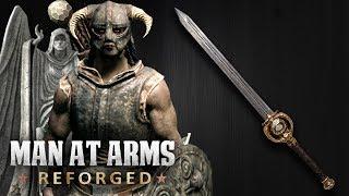 Dawnbreaker - Elder Scrolls: Skyrim - Man At Arms: Reforged width=