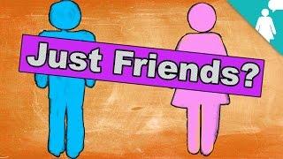 getlinkyoutube.com-Can Men & Women Be JUST Friends?