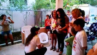 getlinkyoutube.com-Kathy's surprise wedding proposal to Josephine!
