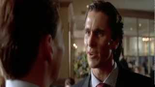 American Psycho - Ending - 1080p HD
