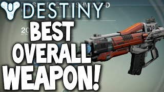 getlinkyoutube.com-Destiny: Best Overall Weapon For PvP & PvE (Best Gun So Far IMO)