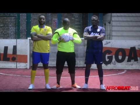 Dr Sid Takes on Afrobeat360 and Adot Comedian in a Penalty Shoot-out [Interview]