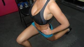 getlinkyoutube.com-Brûler des calories: 10 meilleurs exercices pour maigrir