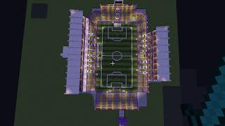 getlinkyoutube.com-MINECRAFT MEGABUILD . Estadio Ricardo Saprissa Ayma en Minecraft . Especial 30 Subs
