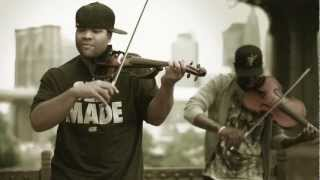 "getlinkyoutube.com-Black Violin - ""A Flat"" (Music Video) (2012)"