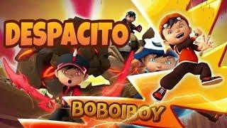 Boboiboy AMV   Despacito song -- indian anime