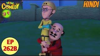 Motu Patlu Cartoon in Hindi | Kids Cartoons | Ziddi Motu | Funny Cartoon Video width=