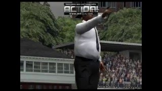 Ea cricket 2007 lbw tricks (latest Bowling tricks 2016) easy wicket in test serious