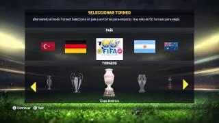 getlinkyoutube.com-FIFA 15 | FIFA 16 | Como jugar la liga Brasileña , Concacaf, Mundial y mas!! | ModdingWay | PC