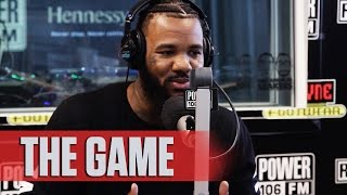The Game's Exclusive Poem On Race In America