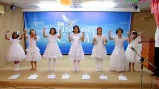 getlinkyoutube.com-Kingdom Kids- Welcome Dance 2013