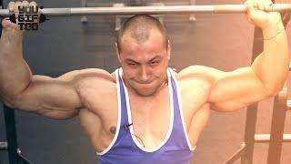 Плечи - АРБУЗЫ! Ткаченко Александр.