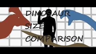 getlinkyoutube.com-Dinosaur and other creatures SIZE COMPARISON