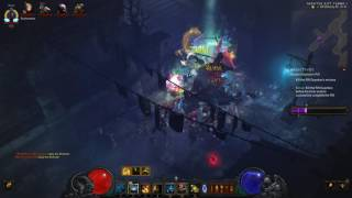 Diablo 3: Season 7 - Witch Doctor - The Thrill Conquest - GR45 no set item