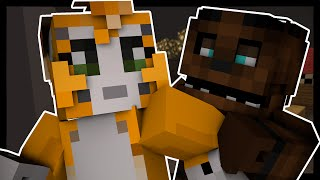 getlinkyoutube.com-Stampy Cat Goes Inside Five Nights At Freddy's [11] Roleplay Adventure