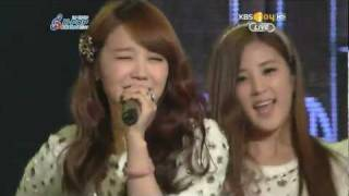 getlinkyoutube.com-[HD] Performance 120222 A Pink - My My ( Remix Version )