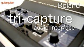 getlinkyoutube.com-Roland UA-33 Tri-Capture USB Audio Interface