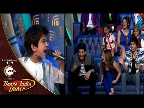 DID Lil Masters Season 3 - Episode 24 - May 18, 2014 - Sachin Masti Performance