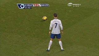 getlinkyoutube.com-Cristiano Ronaldo vs Aston Villa Away 08-09 by Hristow