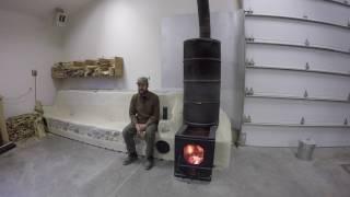 ABC acres: Heating Efficiently: Rocket Mass Heater - episode #053