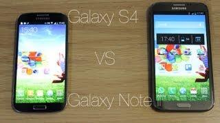 getlinkyoutube.com-Comparativa Samsung Galaxy S4 vs Samsung Galaxy Note II
