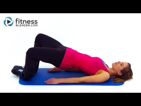 Glute, Inner Thigh & Outer Thigh Workout - Butt Lifting Exercises + Inner and Outer Thigh Exercises