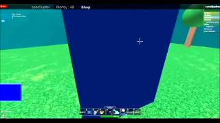getlinkyoutube.com-How to make a Doctor Who TARDIS on ROBLOX (Game Link in Desc.)