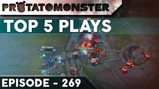 League of Legends Top 5 Plays Episode 269