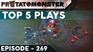 League of Legends Top 5 Plays Episode 269