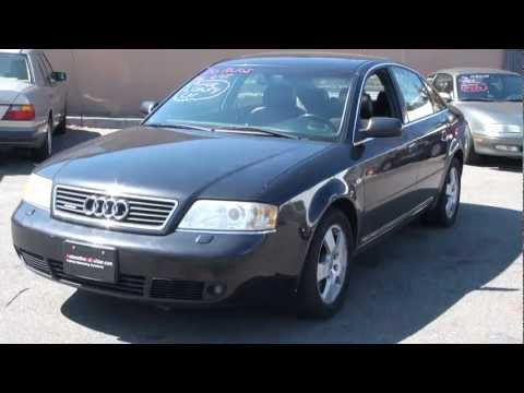 2000 audi a6 problems online manuals and repair information. Black Bedroom Furniture Sets. Home Design Ideas