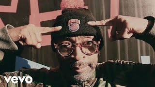 Spike Lee Was My Hero (feat Talib Kweli)