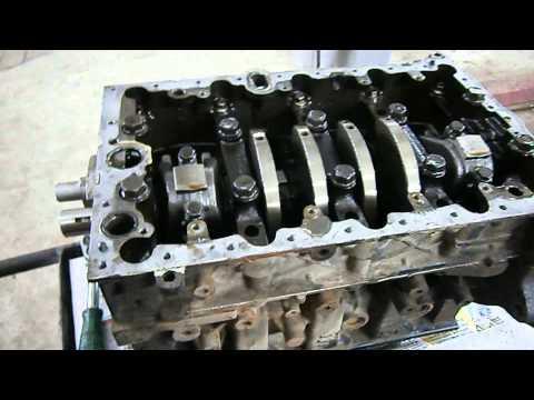 Chery Tiggo - Разборка и дефектовка двигателя (SQR481FC).