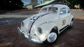 getlinkyoutube.com-GTA IV 1962 Volkswagen Beetle (Herbie) Crash Testing