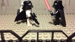 getlinkyoutube.com-LEGO star wars [ITA] the hard life of the stormtroopers (sketchs) 2