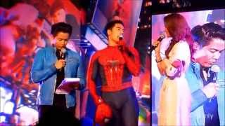 getlinkyoutube.com-ซี ศิวัฒน์ Thailand Gala : The Amazing Spider-Man 2 (Full)